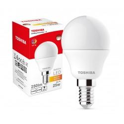 LED Lamp TOSHIBA Golf | 25W 2700K 80Ra ND E14 01301315135A