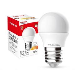 LED Lamp TOSHIBA Golf | 25W 2700K 80Ra ND E27 01301315136A