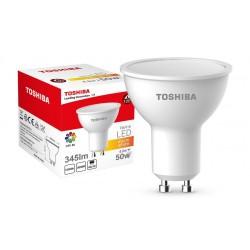 LED Lamp TOSHIBA PAR16 | 50W 3000K 80Ra ND 120D GU10 00601315133A
