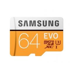 Samsung memory card Evo micro SDXC 64GB Class 10 MB-MP64GA/EU