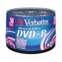 DVD - R Verbatim 4.7GB 16x CAKE 50pcs 43548P