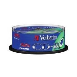 CD MED VERBATIM 700MB 52speed 25cake 43432 43432P