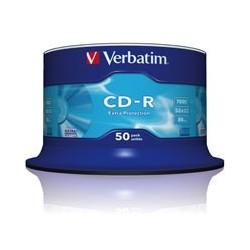 CD MED VERBATIM 700MB 52speed 50cake 43351 43351P