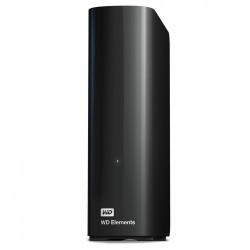 External HDD WD Elements Desktop 3.5' 6TB USB3, Black WDBWLG0060HBK-EESN
