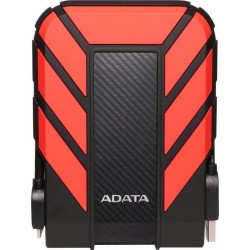 "External HDD Adata HD710P 1TB 2,5"" USB3 RED, Waterproof & Shockproof AHD710P-1TU31-CRD"