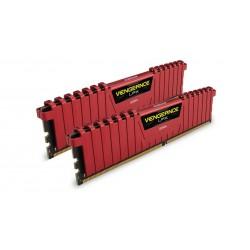 Corsair Vengeance LPX DDR4, 2400MHz ,8GB ,2x288 DIMM CMK8GX4M2A2400C16R