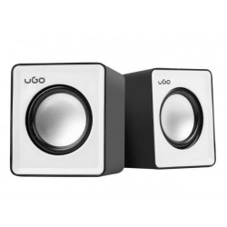 Natec UGO speakers 2.0, office, 2x3W, USB UGL-1016
