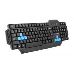EGK200B ESPERANZA SEAKER - Herná multimediálna klávesnica USB EGK200B - 5901299938447