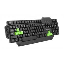 EGK200G ESPERANZA SEAKER - Herná multimediálna klávesnica USB EGK200G - 5901299938430