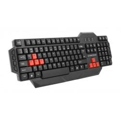 EGK200R ESPERANZA SEAKER - Herná multimediálna klávesnica USB EGK200R - 5901299938423