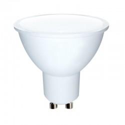 Whitenergy LED žiarovka | GU10 | 6 SMD 2835 | 3W | 230V| mlieko | MR16 10363