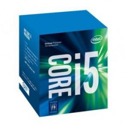 Intel Core i5-7400, Quad Core, 3.00GHz, 6MB, LGA1151, 14nm, 65W, VGA, BOX BX80677I57400
