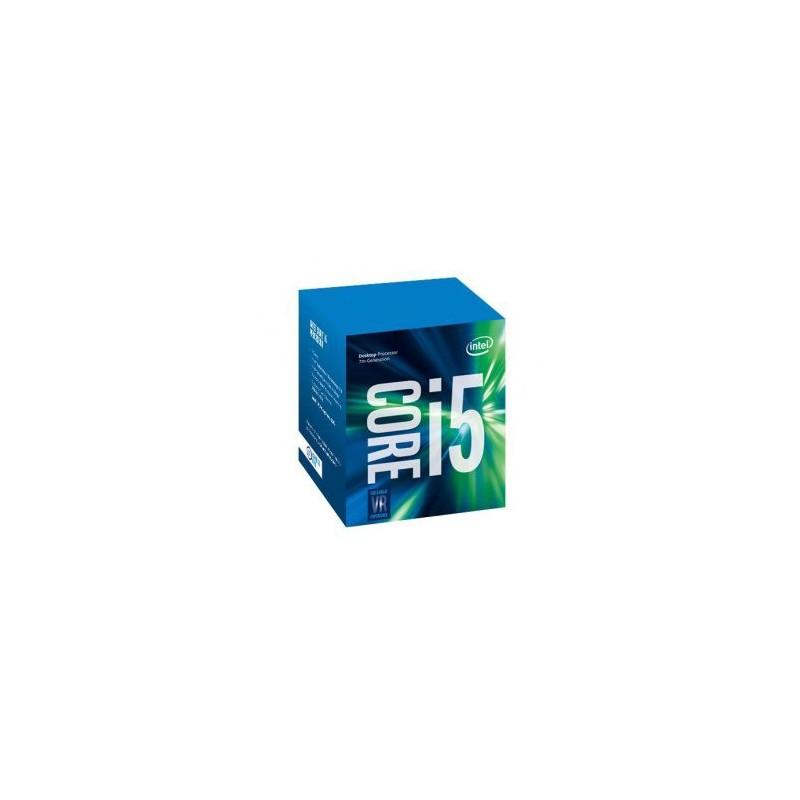 Intel Core i5-7400, Quad Core, 3.00GHz, 6MB, LGA1151, 14nm, 65W, VGA, BOX BX80677I57400