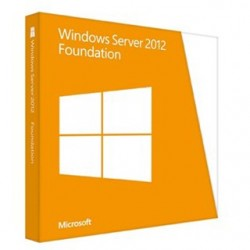 MICROSOFT Windows Server 2012 Foundation Res EN/CZ 748920-421