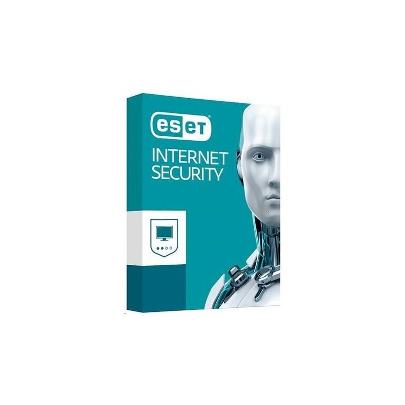 ESET Internet Security: Krabicová licencia 3 PC na 2 roky 8588006748949