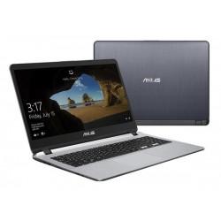 "ASUS X507UB-EJ171T Intel i3-6006U 15.6"" FHD matny GF MX110-2GB 8GB 1TB WL Cam Win10 šedý"
