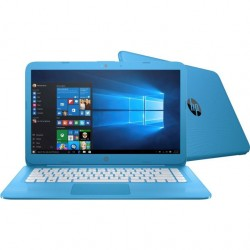 "HP Stream 14-ax001nc 14"" HD N3060/4/32/Int/W10 blu X9W71EA"