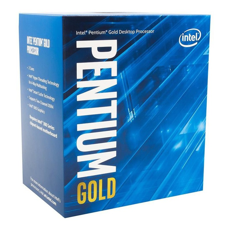 INTEL Pentium Gold G5400 (4M Cache, 3.70 GHz) LGA1151 BOX BX80684G5400