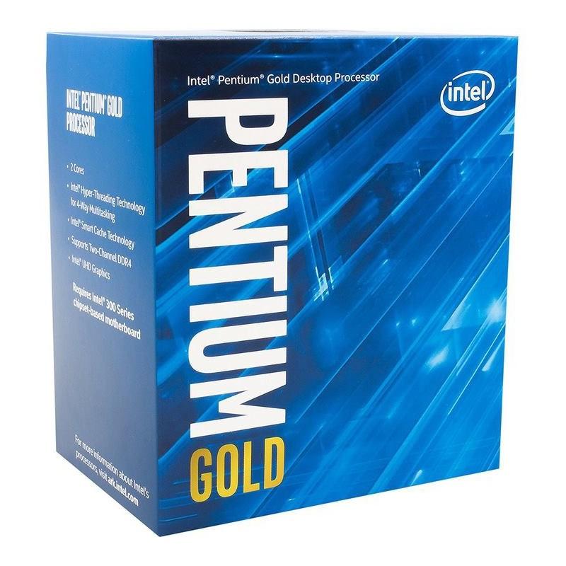 INTEL Pentium Gold G5500 (4M Cache, 3.80 GHz) LGA1151 BOX BX80684G5500