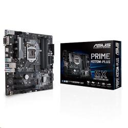 ASUS PRIME H370M-PLUS soc.1151 H370 DDR4 mATX M.2 USB3.1 HDMI DVI VGA 90MB0WC0-M0EAY0