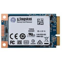 Kingston 120GB SSDNow mSATA Series SATA3 (6Gbps), ( r520MB/s, w320MB/s ) SUV500MS/120G