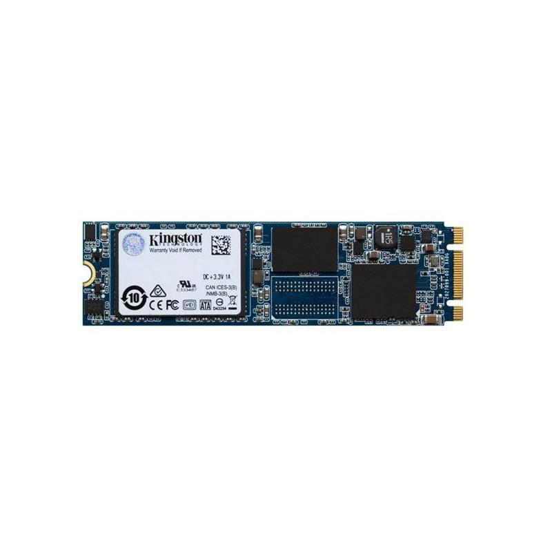 Kingston 120GB SSDNow M.2 SATA3 (6Gbps) ( r520MB/s, w320MB/s ) SUV500M8/120G