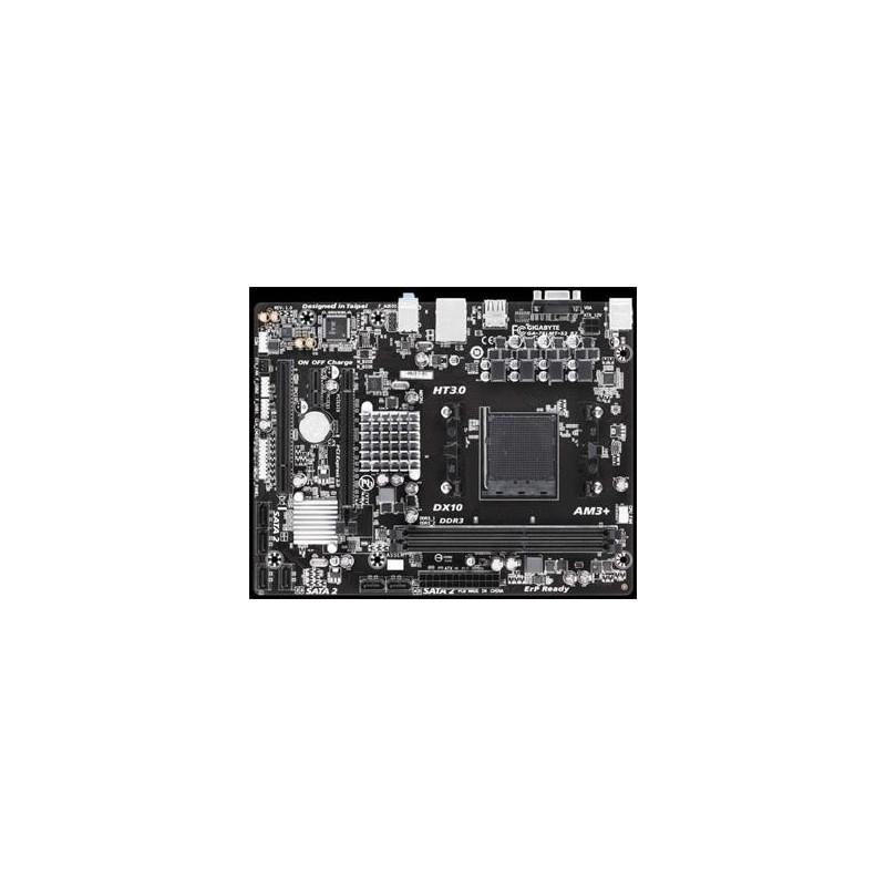 GIGABYTE MB Sc AM3+ 78LMT-S2 R2, AMD 760G, 2xDDR3, VGA, mATX GA-78LMT-S2 R2