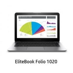 HP EliteBook Folio 1020 G1, M-5Y51, 12.5 QHD Touch, 8GB, 256GB SSD, ac, BT, NFC, FpR, LL batt, W8.1Pro H9V73EA#BCM
