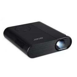 Acer C200 LED, WVGA (854x480), 200 ANSI, 2000:1, HDMI(MHL), repro 2x2W, 0.35Kg, zabudovaná baterie MR.JQC11.001