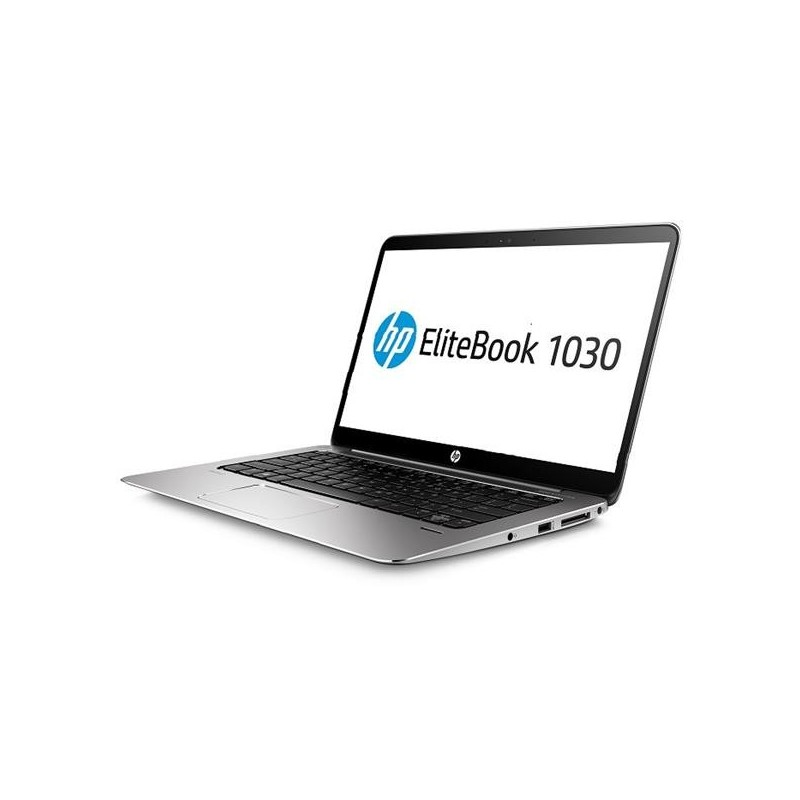 """HP EliteBook 1030 G1 M5-6Y54 13.3"""" FHD CAM, 8GB, 256GB, ac, BT, backlit keyb, NFC, 4C LL batt, 3y warr, Win 10 Pro X2F02EA#BCM"""