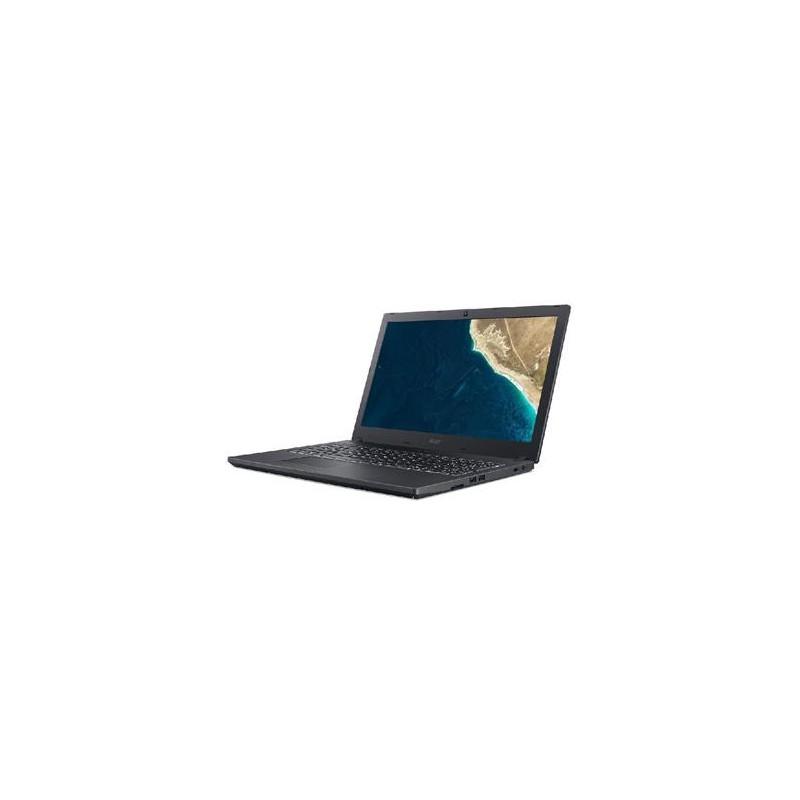 """AcerTravelMate P2510-G2-M-35BQ i3-8130U/4GB+N/256GB SSD+N/HD Graphics/15.6"""" FHD LED matný/BT/W10 Pro/Black NX.VGVEC.001"""