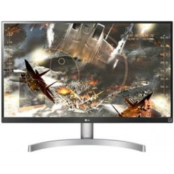 """LG 27UK600-W.AEU 27"""" IPS 4K Ultra HD 3840x2160/16:9/350cdm/5ms/DisplayPort/HDMI"""