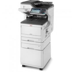 OKI MC873dnct LED (laserové) A3 Multifunkčné zariadenie tlač/scan/copy/fax + kabinet a prídavný zásobník 45850621