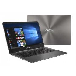 """ASUS Zenbook UX430UN-GV102R Intel i7-8550U 14"""" FHD matny NV-MX150/2GB 16GB 256 SSD WL BT Cam TPM W10PRO šedý"""