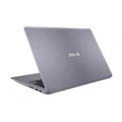 "ASUS VivoBook S410UA-EB264T Intel i3-7100U 14.0"" FHD matny UMA 4GB 256GB SSD WL Cam FPR Win10 CS šedý"