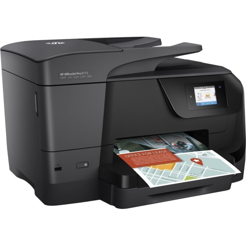 HP OfficeJet Pro 8715 WiFi MFP J6X76A#B19