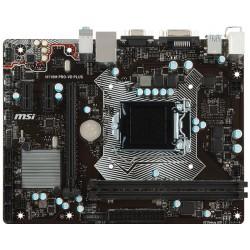 MSI H110M PRO-VD PLUS, H110, DualDDR4-2133, SATA3, USB 3.1, DVI, D-Sub, mATX