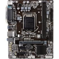 Gigabyte GA-H110M-DS2, H110, DualDDR4-2133, SATA3, D-Sub, mATX