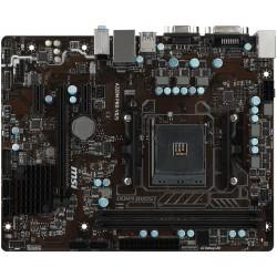 MSI A320M PRO-VD/S, AM4, 2DDR4, PCI-Ex16, 4xSATA3, 6USB3.1