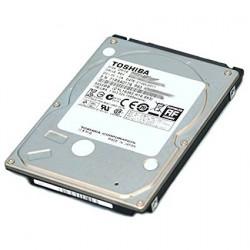 Internal HDD Toshiba 2.5' 500GB SATA2 5400RPM 8MB 7mm, aluminium media MQ01ABF050M