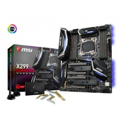 MSI X299 GAMING PRO CARBON, LGA2066, 8xDDR4, 2xM.2, 8xSATA3, 3xUSB3