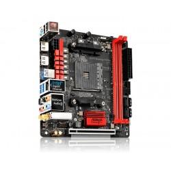 ASRock Fatal1ty X370 Gaming-ITX/ac, DDR4 3466+, SATA3, USB 3.0
