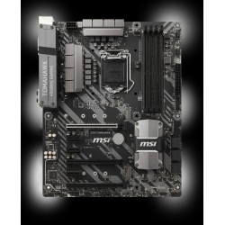 MSI Z370 TOMAHAWK , LGA 1151 , 4*DDR4 , 3*PCI-Ex16 , 2USB 3.1