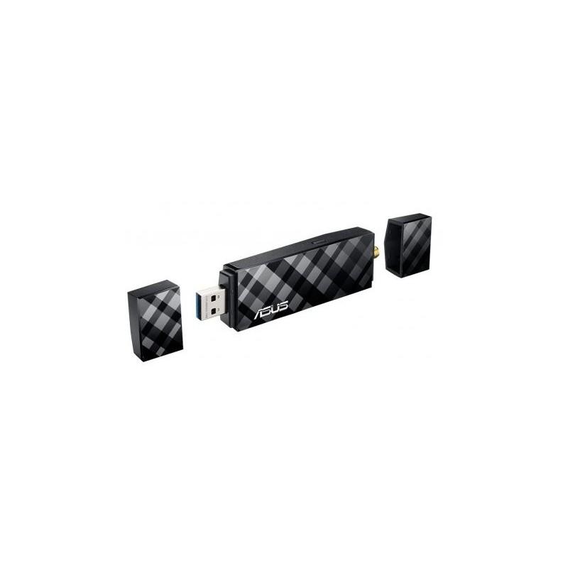 ASUS USB-AC56, Dualband Wireless LAN N USB 90IG00A0-BM0N00