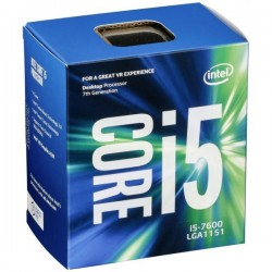Intel Core i5-7600K, Quad Core, 3.80GHz, 6MB, LGA1151, 14nm, 95W, VGA, TRAY CM8067702868219