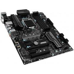 MSI B250 PC MATE, B250, LGA1151, 4xDDR4, 2xPCIEx16 ,3xPCIEx1, PCI, 6xSATA3,2xM.2