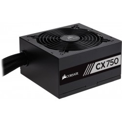 Corsair Power Supply CX750, 750W, 80 PLUS® Platinum, modular, 135mm CP-9020123-EU
