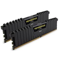 Corsair Vengeance LED 32GB DDR4 2400MHz C16 - Blue LED CMK32GX4M2Z2400C16