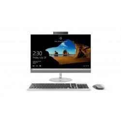 "LENOVO IdeaCentre AIO 520-22 Intel Pentium 4415U 4GB 1TB 21.5"" FHD IPS Touch IntelHD DVD Win10 strieborný F0D5009UCK"