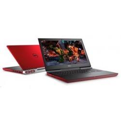 """DELL Inspiron 7567/i5-7300HQ/8GB/256GB SSD/4GB Nvidia 1050/15,6""""/FHD/Win 10 64bit,červený,rozbalen N-7567-N2-512R"""